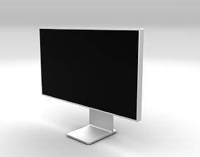 mac 3D Apple Pro Display XDR