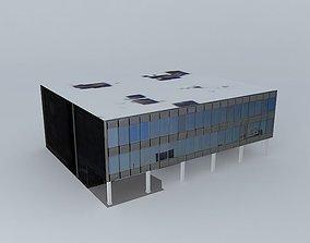 3D model Jefferson Community Technical College