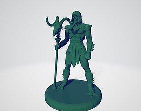 Alliance Roi Wrynn Anduin 3d Print Figurine