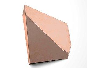 3D Copper Mirror