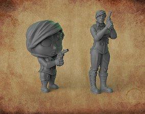 Character Lovecraft Kickstarter 3D printable model