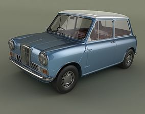 Wolseley 1000 3D model