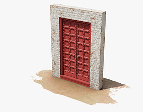 3D model ArchViz - Door Vintage