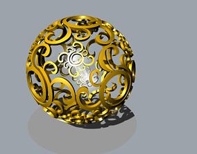 3D printable model Hollow ball