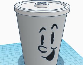 3D printable model Ben 10 Mr Smoothie Cup
