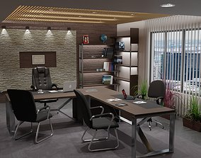 3D CEO Office