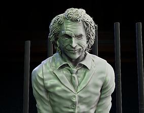 joker - jail scene plus bust stl file 3D printable model