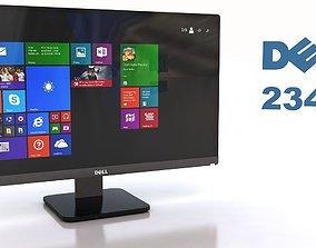 Dell 2340L 3D model