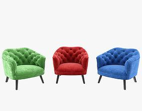 3D model Arm Chair furniture