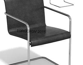 3D armchair Bauhaus