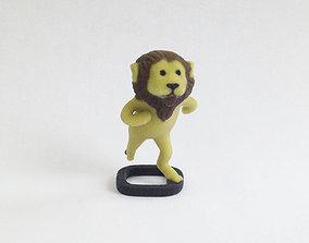 3D printable model Jailbait Lion of the Pedo Pals