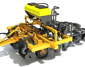 3D model Farm Subsoiler
