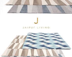 3D model Jaipur Living Rug Set 8