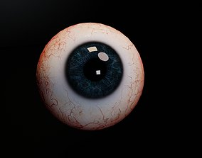 3D model animated VR / AR ready Realistic human eye