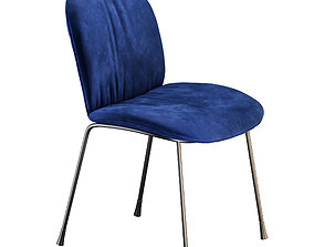 3D furniture Tina Chair by Cattelan Italia