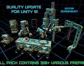 Free Laboratory 3D Models | CGTrader