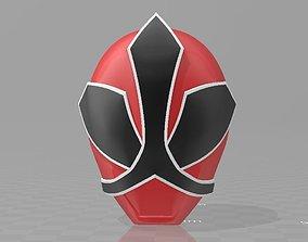 3D printable model Power Rangers Shinkenger Shiba 4