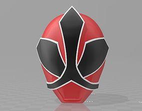 Power Rangers Shinkenger Shiba 3D printable model 4