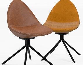 3D model Ottawa Chair
