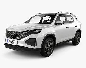 Hyundai ix35 CN-spec 2021 3D