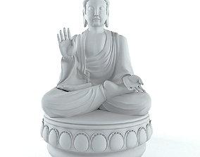 Budha 3D print model
