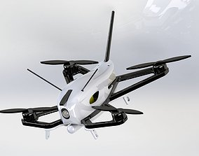 DRONE FPV 280 3D printable model