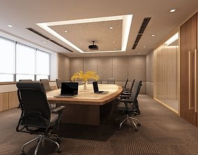 3D model Conference Meeting room 2