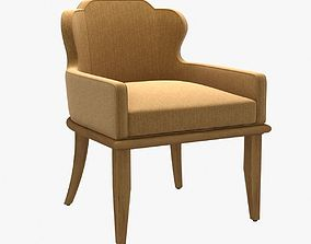Charter furniture Halsey Occasional Lounge Chair 3D model