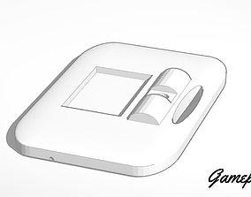 Gamepad-A1 Concept 3D printable model