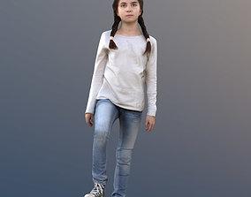 Sophie 10049 - Soccer Girl 3D model
