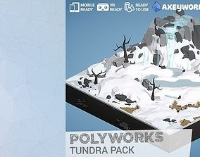 3D asset PolyWorks Tundra Pack