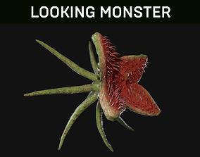 Looking Monster 3D model