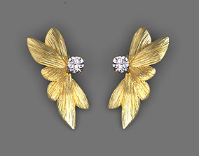 earrings tiffany 3D print model