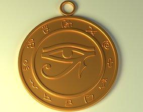 3D print model Talisman Eye of Ra