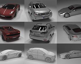 Random cars 3D
