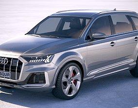 3D Audi SQ7 2020