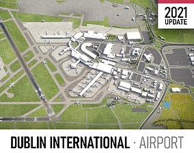 3D asset Dublin Airport