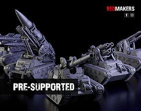 3D printable model Self-propelled artillery - Imperial