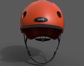 Helmet sport Color 3d Generic fantasy low VR / AR ready
