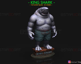 King Shark - The Suicide Squad - DC Comics - High 1