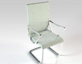 3D desktop Modern armchair