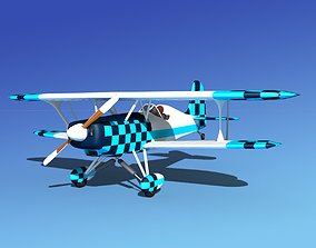 Stolp Starduster SA100 V17 3D model