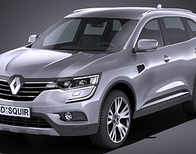 Renault Koleos 2017 3D