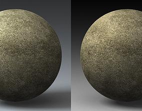 3D model Sand Landscape Shader 035