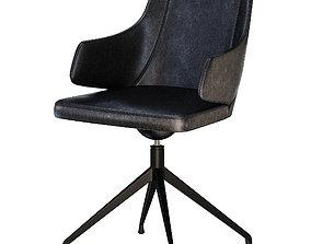 3D model Wendy Chair by Cattelan Italia