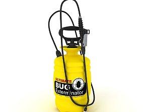 3D model Portable garden sprayer