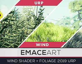 3D model Stylized Vegetation Grass and Flower Pack URP 1