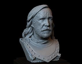 Sandor Clegane aka The Hound - Game 3D printable model 5