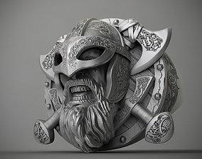 3D print model scandinavian ring men