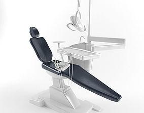 3D model Dentist Chair High Quality Dental
